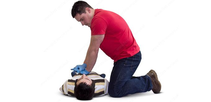 Occupational First Aid – FETAC Level 5 (5N1207)